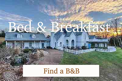 bed and breakfast inns tennessee