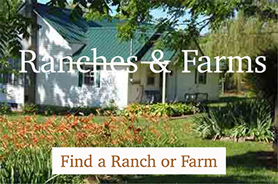 tennessee ranches and farm inns